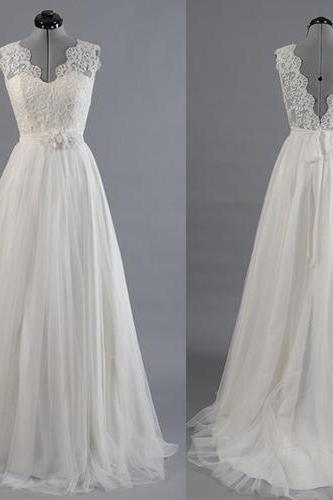 Wedding Dresses,2016 Wedding Gown,Lace Wedding Gowns,Ball Gown Bridal Dress,Fitted Wedding Dress,Brides Dress,Vintage Wedding Gowns,Straps Wedding Dress
