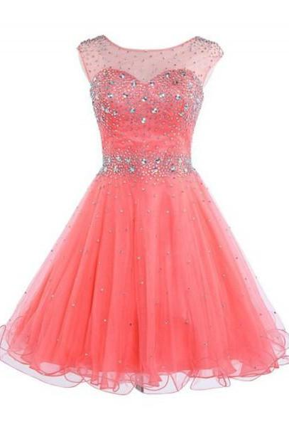 Short fluffy prom dresses gown and dress gallery for Short fluffy wedding dresses