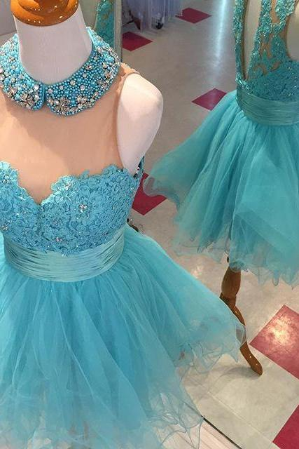 Homecoming Dress,halter prom dresses,short prom gowns,homecoming dresses 2017,open back dresses