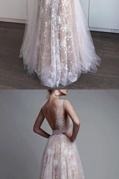 Champagne Prom Gown,Sexy Prom Dresses,Mermaid Party Dresses,Tulle Evening Gowns,Modest Formal Dress,Champagne Evening Gown For Teens