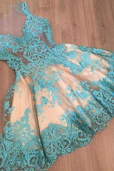 Blue Homecoming Dress Short Prom Dress Elegant New arrival Homecoming gowns