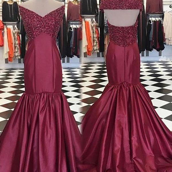 Prom Gown,Prom Dresses,Evening Gowns,Formal Dresses P1602